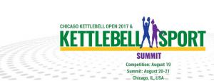 Kettlebell Sport Summit 2017 Logo