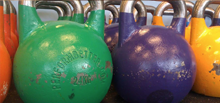 WHAT IS A KETTLEBELL?