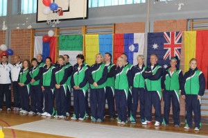 irish national team